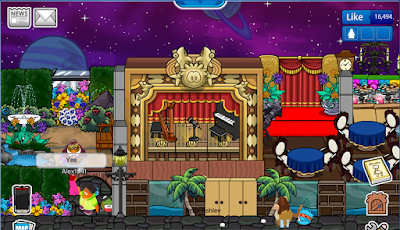 Image result for club penguin prom igloo
