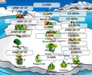 army claim berg