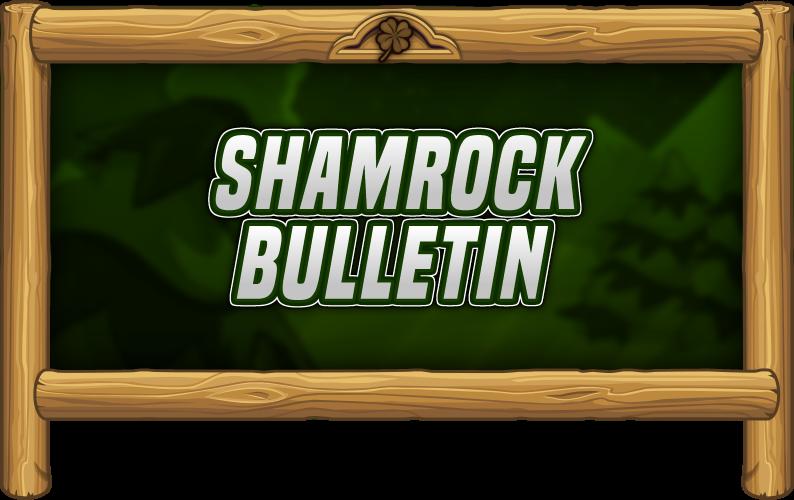 shamrock bulletin